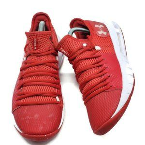Under Armour Tb Hovr Havoc Low Red  Men Size 7.5
